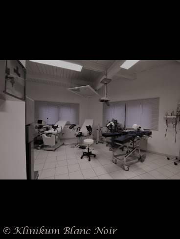 Bizarr Klinikum Blanc -Noir Therapiezentrum 1