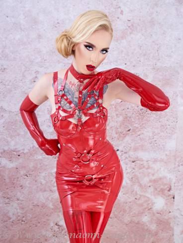 Deutschland Tour Lady Naomi Rouge 4