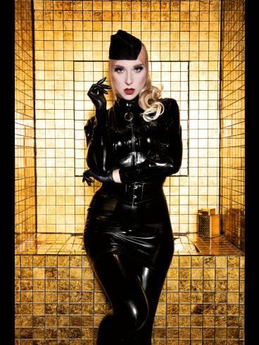 Deutschland Tour Lady Naomi Rouge 5