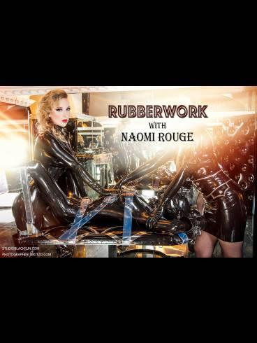 Deutschland Tour Lady Naomi Rouge 7