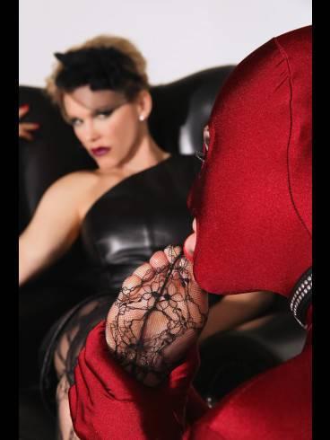 Baroness Davina Dust 41