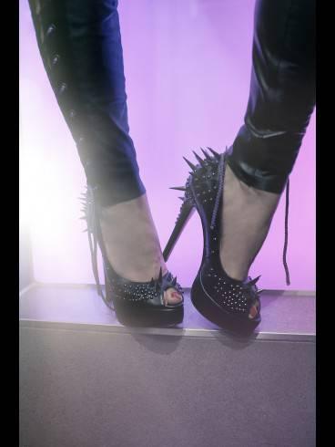 Baroness Davina Dust 6
