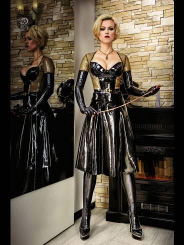 Baroness Davina Dust 61
